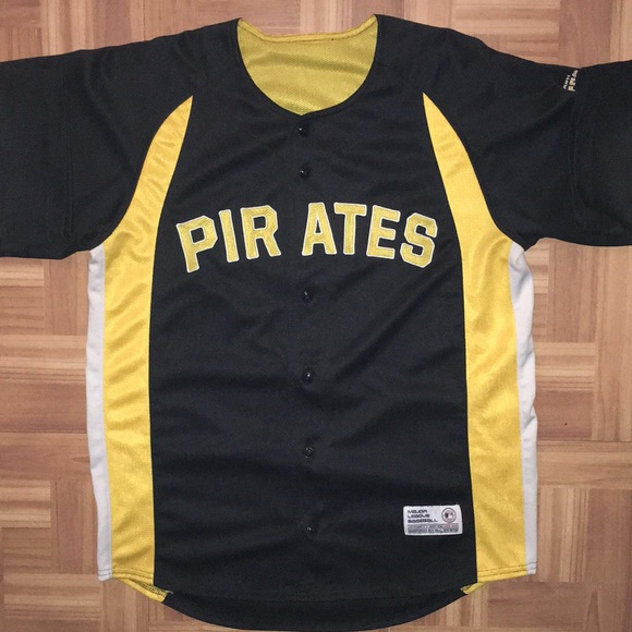 7489bebe3 Majestic Other - Vintage Pittsburgh Pirates Jersey
